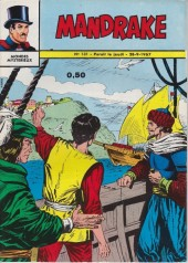 Mandrake (1re Série - Remparts) (Mondes Mystérieux - 1) -131- Angoissant dilemme
