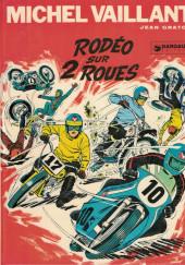 Michel Vaillant -20c1976- Rodéo sur 2 roues