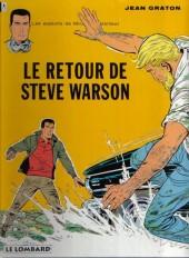 Michel Vaillant -9e1993- Le retour de Steve Warson