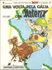 Astérix (en langues étrangères) -5Portugais- Uma volta pela Gália com Asterix