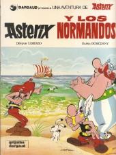 Astérix (en espagnol) -9- Astérix y los normandos