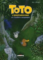 Toto l'ornithorynque -1a01- Toto l'ornithorynque et l'arbre magique