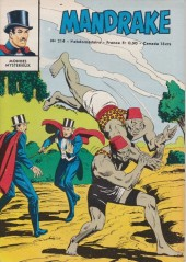 Mandrake (1re Série - Remparts) (Mondes Mystérieux - 1) -214- Le duplicateur