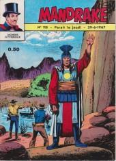 Mandrake (1re Série - Remparts) (Mondes Mystérieux - 1) -118- La ville sous les glaces