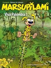 Marsupilami (en néerlandais) -20- Viva palombia !