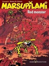 Marsupilami (en néerlandais) -21- Red monster