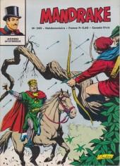 Mandrake (1re Série - Remparts) (Mondes Mystérieux - 1) -240- Chasse au gangster