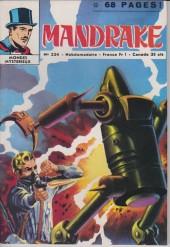 Mandrake (1re Série - Remparts) (Mondes Mystérieux - 1) -334- Vacances agitées