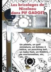 (AUT) Nicolaou - Les bricolages de Nicolaou dans Pif Gadget