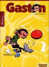 Gaston (en allemand) -1a- Gaston 1