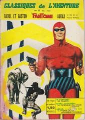 Les héros de l'aventure (Classiques de l'aventure, Puis) -8- Le Fantôme : Les pillards