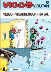 Gaston (en langues étrangères) -5Islandais- Viggo Vidutan - vikadrengur hja val