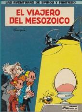 Spirou y Fantasio (Las aventuras de) - El viajero del mesozoico