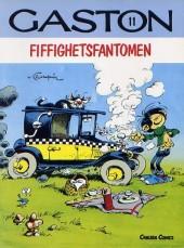 Gaston (en suédois) -11- Fiffighetsfantomen