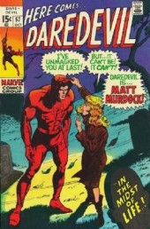 Daredevil Vol. 1 (Marvel - 1964) -57- In the Midst of Life...!
