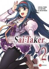 Re:Birth - The Lunatic Taker / Sai:Taker -2- Vol. 2