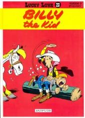 Lucky Luke -20c03- Billy the Kid