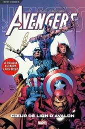 Avengers (Best Comics / Marvel Select) -4- Cœur de Lion d'Avalon