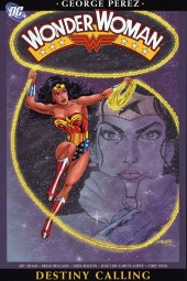 Wonder Woman (1987) -INT04- Destiny Calling