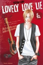 Lovely love lie -5- 5th song