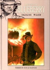 Blueberry - La collection (Hachette) -3419- Terreur sur le Kansas
