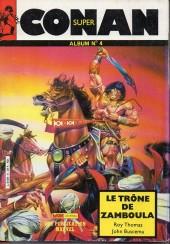 Conan (Super) (Mon journal) -Rec04- Album N°4 (du n°10 au n°12)