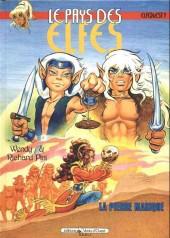 ElfQuest - La Fantastique quête des elfes -9a- La pierre magique