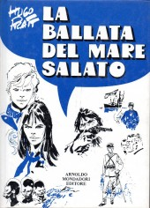 Corto Maltese (en italien) -1- La Ballata del Mare Salato
