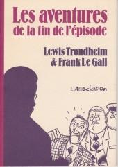 Les aventures de la fin de l'épisode - Tome 16a1998