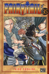 Fairy Tail -35- Tome 35