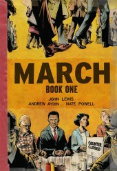 March (2013) -1- Book One