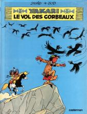 Yakari -14- Le vol des corbeaux