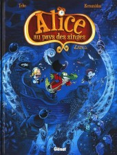 Alice au pays des singes -2- Livre II
