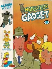 Inspecteur Gadget (1re série - Greantori) -Rec01- Album N°1