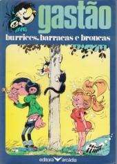 Gaston (en portugais) -11- Gastão - burrices, barracas e broncas