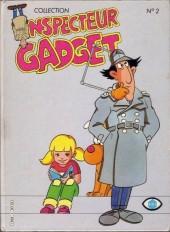 Inspecteur Gadget (2e série - Éditions de la Page Blanche) -2- Tome 2