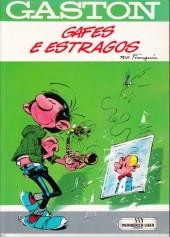 Gaston (en portugais) -6- Gafes e estragos