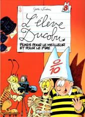 L'Élève Ducobu -8b2012- Punis pour le meilleur et pour le pire