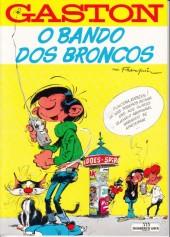Gaston (en portugais) -12- O bando dos broncos
