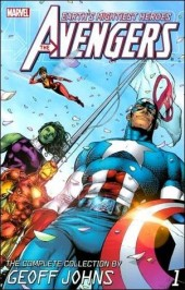 Avengers Vol.3 (Marvel comics - 1998) -INT06- The Complete Collection by Geoff Johns - volume 1