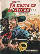 La route de l'Ouest -53- Adieu, Wild Bill Hickock