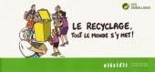 (AUT) Margerin -PUB- Le recyclage, tout le monde s'y met !