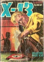 X-13 agent secret -Rec19- Collection reliée N°19 (du n°145 au n°148)