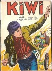 Kiwi -177- Le petit trappeur