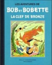 Bob et Bobette (Collection classique bleue) -2a- La Clef de Bronze