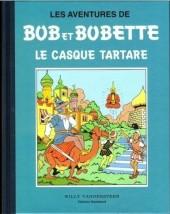 Bob et Bobette (Collection classique bleue) -3a- Le Casque Tartare