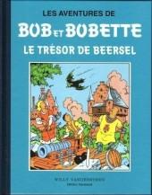 Bob et Bobette (Collection classique bleue) -4a- Le Trésor de Beersel