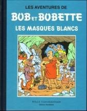 Bob et Bobette (Collection classique bleue) -7a- Les Masques Blancs