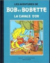 Bob et Bobette (Collection classique bleue) -8a- La Cavale d'Or