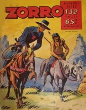 Zorro (2e Série - SFP puis SFPI) -12- Numéro 12